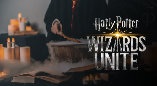 ¡Abracadabra! Se viene Harry Potter Wizards Unite